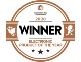 Austrailian Toy Association Electronic Product of the Year 2020