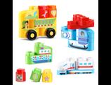 LeapBuilders Soar & Zoom Vehicles