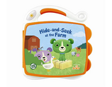 My First Book: Hide and Seek at the Farm