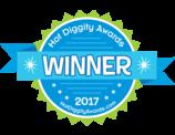 Hod Diggity Award Winner