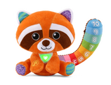 Colourful Counting Red Panda