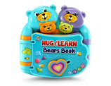 Hug & Learn Bears Book