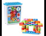 LeapBuilders Blue's Clues & You!™ 81-Piece Jumbo Blocks Box