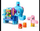 LeapBuilders Fruit Fun Elephant