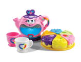 Musical Rainbow Tea Party