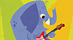 LeapReader™ Junior Book: ABC Animal Orchestra - French Version