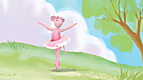 Angelina Ballerina: Wonderful Winter