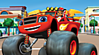 Blaze and the Monster Machines: Racetrack Rescues