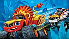 Blaze and Monster Wheels 1