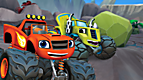 Blaze and the Monster Machines: Race to the Top of the World!