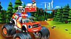 Blaze and the Monster Machines: Red-Hot Rescues!