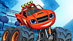 Blaze and the Monster Machines: Blaze vs. Crusher