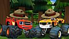 Blaze and the Monster Machines: Teamwork Wins!