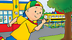 Caillou: Fun at School!