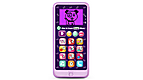 Chat & Count Emoji Phone (Violet)
