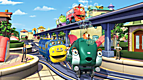 Chuggington: Thrills and Chills