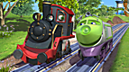 Chuggington: The Great Frostini