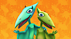 Dinosaur Train: Pteranodon Family World Tour