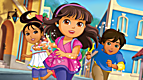 LeapTV: Dora and Friends Educational, Active Video Game