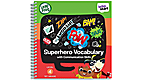 LeapStart™ Superhero Vocabulary with Communication Skills 30+ Page Activity Book