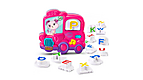 Fridge Phonics™ Magnetic Letter Set - Online Exclusive Pink