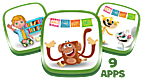 Get Ready for Kindergarten  Bundle (3-5 yrs old)