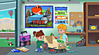 Get Ready for Kindergarten: T-Rex Science Journey