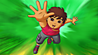 Go Diego ! : Diego à la rescousse dans le désert, la rivière et la forêt