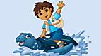 Go Diego ! : les aventures du fond de l