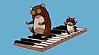 LeapSchool: Hamster Music