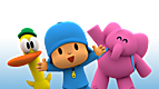 Pocoyo Volume 8 : Imagine et invente avec Pocoyo