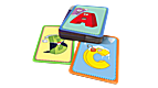 LeapReader™ Junior Interactive Letter Factory™  Flash Cards