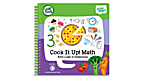 LeapStart™ Cook it Up! Math with Logic & Reasoning 30+ Page Activity Book