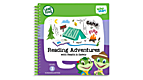 LeapStart™ Reading Adventures with Health & Safety 30+ Page Activity Book