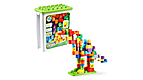 LeapBuilders 81 Jumbo Blocks Box