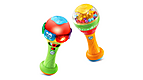 Learn Groove Shakin Colors Maracas