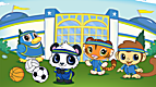 Learning Friends Preschool Adventures: Panda