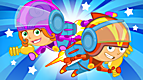Molecule Mission: Jetpack Heroes to the Rescue!