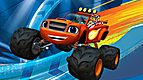 LeapTV: Blaze and the Monster Machines