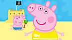 Peppa Pig: Sandcastles