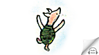 WINNIE-THE-POOH: Piglet Meets a Heffalump