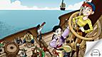Pirates! The Treasure of Turtle Island Audio Book