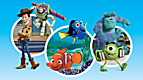LeapTV: Disney∙Pixar Pixar Pals Educational, Active Video Game