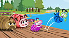 Roly Poly 2: Treasure Hunt