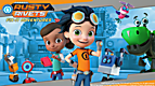 Rusty Rivets Fix-It Adventures Learning Game