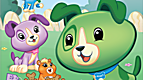 LeapReader™ Junior Book: Scout & Friends: A Surprise for Scout