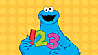 LeapReader™ Junior Book: Cookie Monster's First Book of Numbers