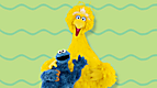 Sesame Street: Up in the Air