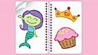 Story Studio: Princesses and Mermaids