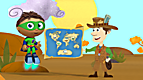 Super Why! International Adventures